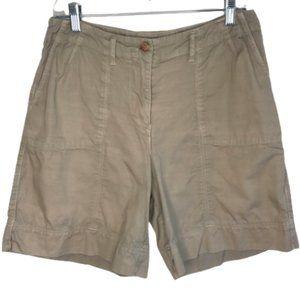 The Territory Ahead Men's Cargo Shorts Button Zip